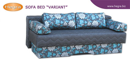 The Variant Sofa Bed Provides You A Unique Experience It Is Combination Of 2 Single Sided Mattresses Comfort Which Makes Convenient For Daily